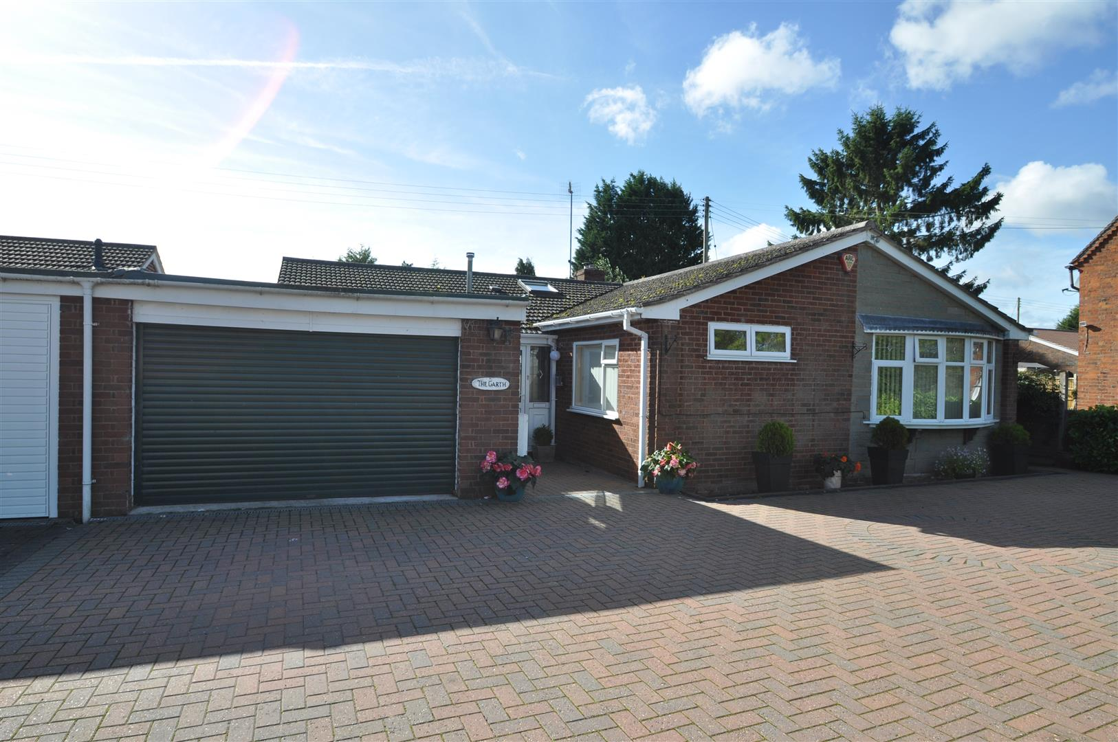 3 Bedrooms Detached Bungalow for sale in Foredraught Lane, Tibberton, Droitwich